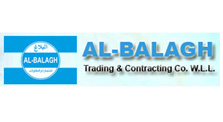Al Balagh Trading & Contracting LLC.